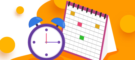 The best time to send email to school principals and district administrators