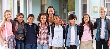 Featured Image - public private schools enrollment expenditures graduate numbers