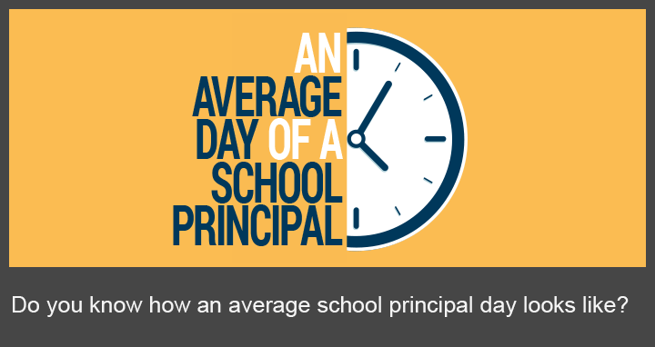 Understanding An Average Day Of A School Principal