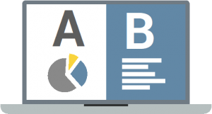 A/B Testing - Graphic