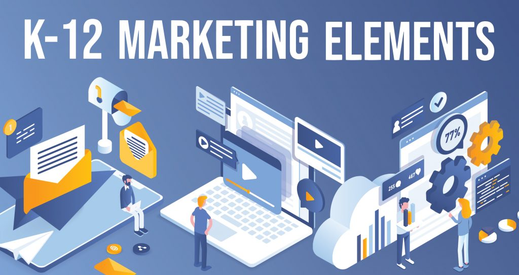 Top Image - K-12 Marketing Elements