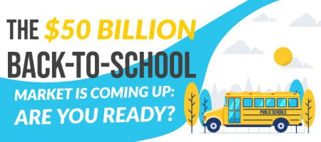 Featured Image - The $50 Billion Back-to-School Market Is Coming Up Are You Ready