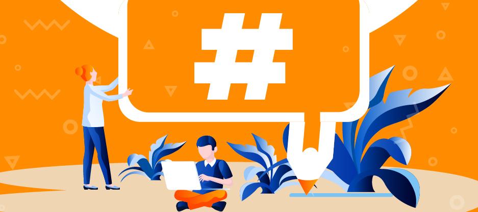 Featured Image - K-12 Education Technology Hashtags 2020