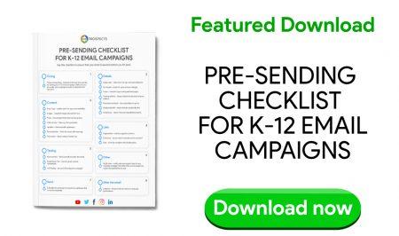 Boxzilla - Pre-Sending checklist for K-12 email campaigns
