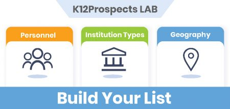 K12Prsopects Lab - Pop-up