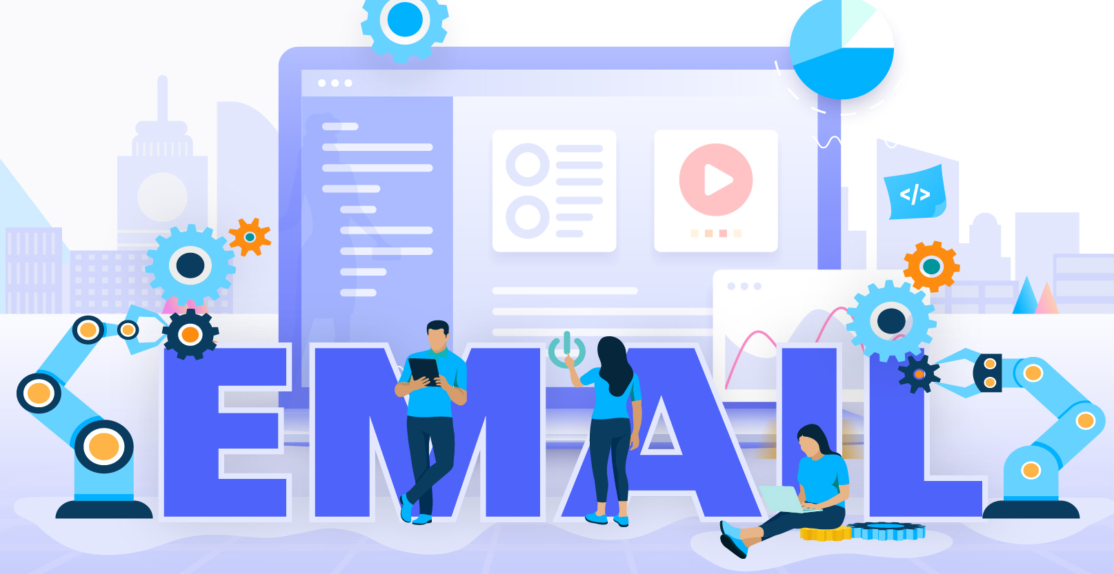 Top Image Effective K12 email marketing automation