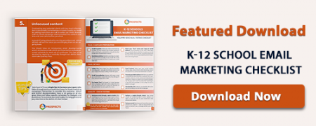 BoxZilla K-12 Schools Email Marketing Checklist